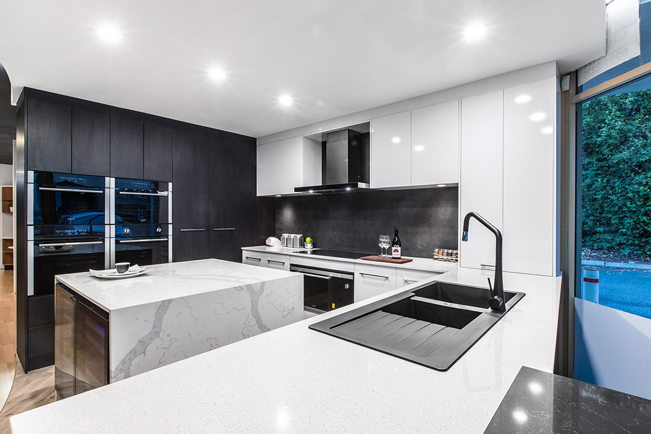 Ultimate kitchen renovations perth flexi kitchens for Kitchen designs perth