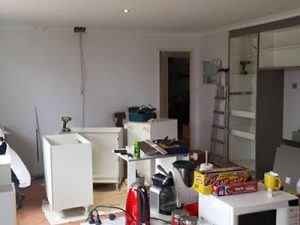 Kitchen Renovation Preparation