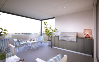 Flow Through Entertaining With Alfresco Kitchens In Perth